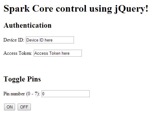 jQUery Core